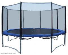 12ft Bungee Gymnastic Equipment Trampoline