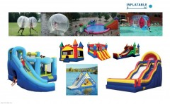 OUTDOOR PLAYGROUND INFLATABLE